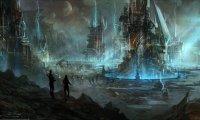 A Sci-Fi City