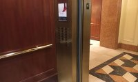 Deviant Behavior, Chapter 32&33. Elevator scene.