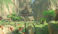 Kakoriko Village - Breath of The Wild