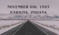 Your usual day in Hawkins, Indiana.