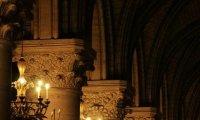 Quasimodo's tower at Night