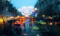 Long Rainy Car Ride