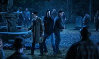 On a hunt with the Winchesters