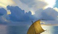 Sailing with Moana and Maui