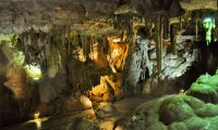 Inside an Underground City of Flame and Shadow