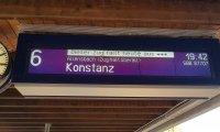 Late Train.. Bad Train..
