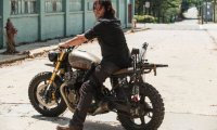 Ridding with Daryl