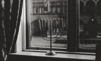 Hanukkah in Germany 1942