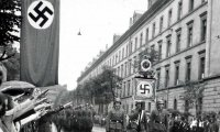 1944 German Occupied Metz