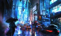 Future City Soundscape