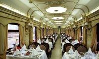 Siberian Express Dining Car