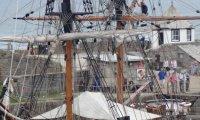 Aboard a Pirate Ship