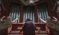 Strahd's Organ playing
