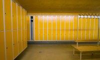 A little fictional locker room