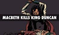 Macbeth killing King Duncan