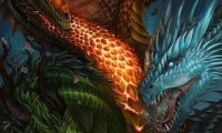 Up against the mighty dragon within Taetnire.