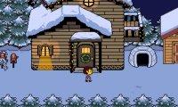 undertale snowdin
