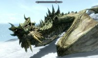 Chilling With Paarthurnax