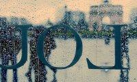Paris apartment rain