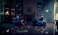 Johnlock and Rainy days
