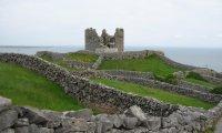 A castle long empty.