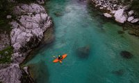 Just you and nature and your canoe