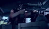Stakeout With Sniper