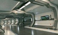 Spaceship Social Area