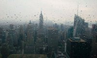Another rainy day in the city